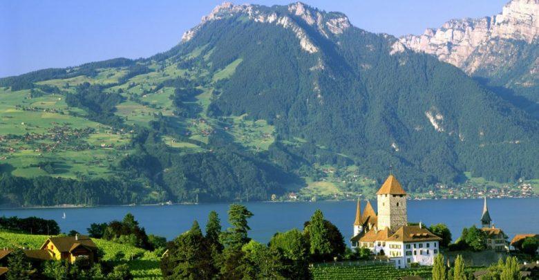 السياحة في الشتاء في سويسرا