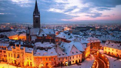 السياحة في رومانيا في الشتاء
