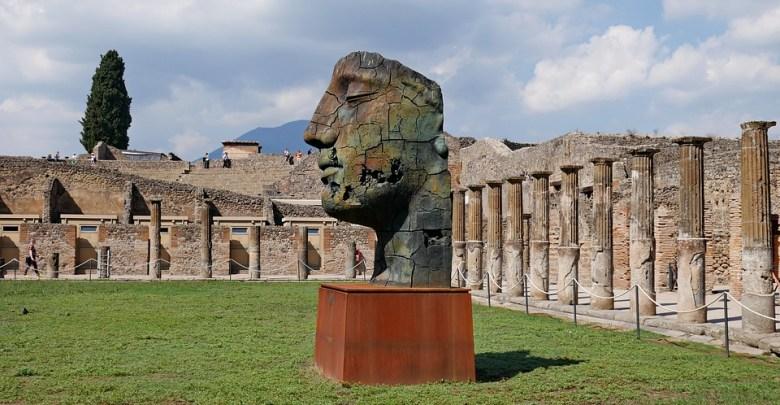 المعالم السياحية لمدينة بومبي في إيطاليا