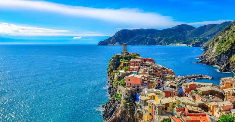 المعالم السياحية لمدينة سان ريمو في إيطاليا