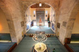 المسجد الأخضر