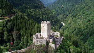 قلعة ريزا القديمة