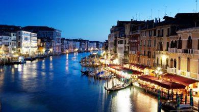 مدينة البندقية القنال الكبير