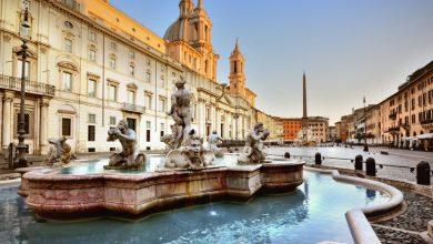 مدينة روما بياتزا نافونا