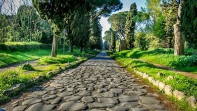 مدينة روما طريق أبيان