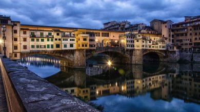 مدينة فلورانسا الجسر القديم