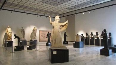 مدينة نابولي متحف الآثار الوطني