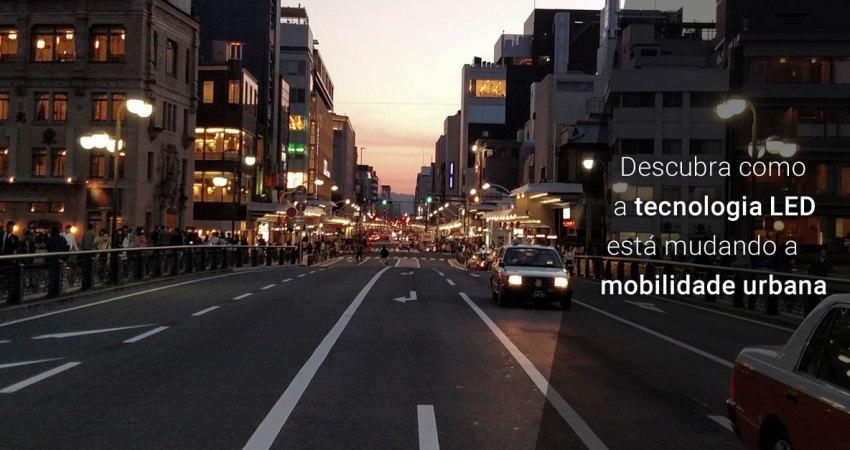 LED na mobilidade urbana
