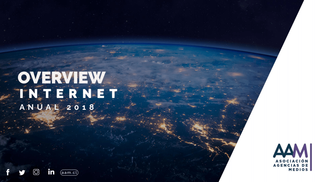 Overview Internet Anual 2018