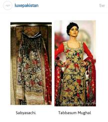 tabassum mughal sabyasachi