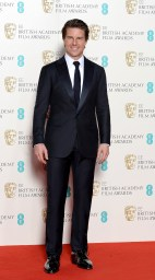 tom cruise dinner jacket bafta awards