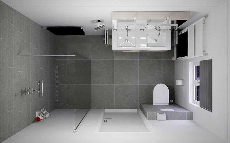 De badkamer verbouwen of renoveren  Aanbouwuitbouwnl