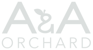 A and A Orchard Logo