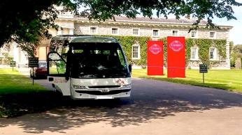 Luxury minibuses and coaches for hire