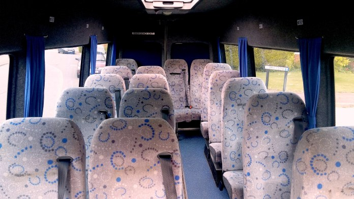 16 Seater taxi