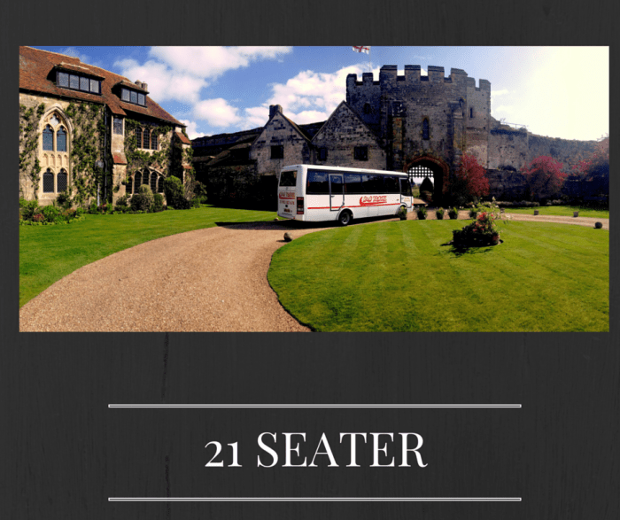 Coach hire worthing