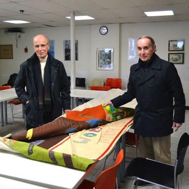 Ben and Richard Molinari