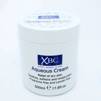 XBC AQUEOUS CREAM