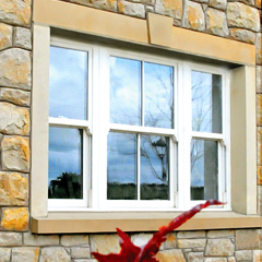 A and J Windows Moira UPVC Windows