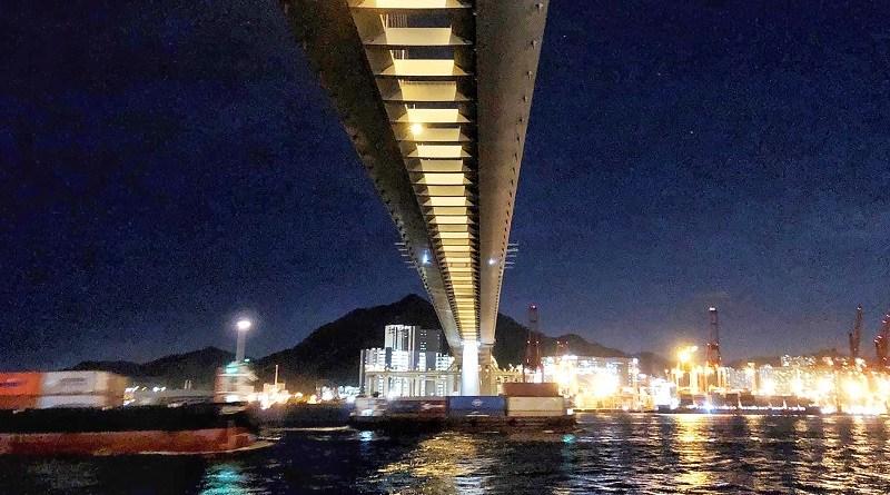 昂船洲大橋觀景點, 昂船洲大橋, 香港, 香港自駕遊, 泊車, 遊車河,香港新界好去處, 美孚好去處, 西環好去處, 週末好去處, 親子好去處, 拍拖好去處, 打卡好去處, A姐M佬港去玩, Stonecutters Bridge Viewpoint