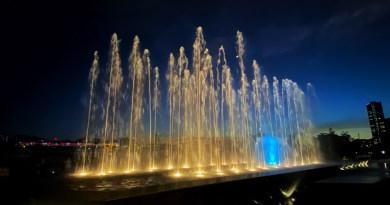 噴泉匯演, 好去處, 打卡, 拍拖, 拍拖好去處, 攝影, 攝影好去處, 旅行, 海濱花園, 親子好去處, 觀塘, 觀塘好去處, 觀塘海濱花園, 評論, 週末好去處, 音樂噴泉