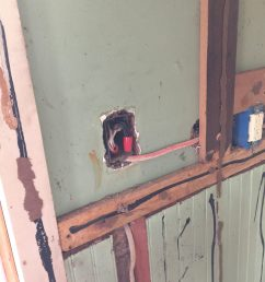 flip house electric rewiring renovation all new electrical  [ 1536 x 2048 Pixel ]