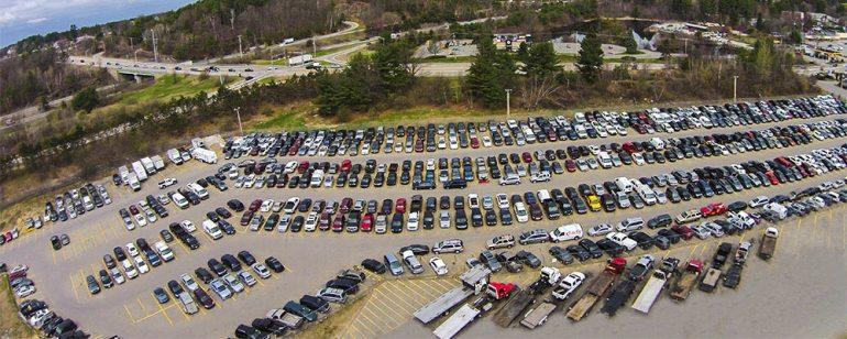 Auto auction prices