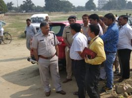 Narela Chhathh Pooja Ground