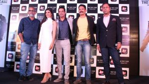 "ALT Balaji's ""The Test Case"" cast witnessed in New Delhi for promotions!"