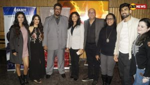"""The Grand Launch of Giant DreamWorks and premiere of """"The Love Bites"""" held in New Delhi!"""
