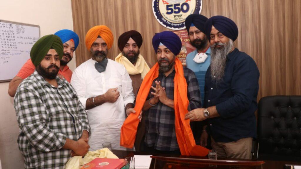 जगमोहन सिंह विरक ट्रांसपोर्ट सब कमेटी के वाईस चेयरमैन नियुक्त।