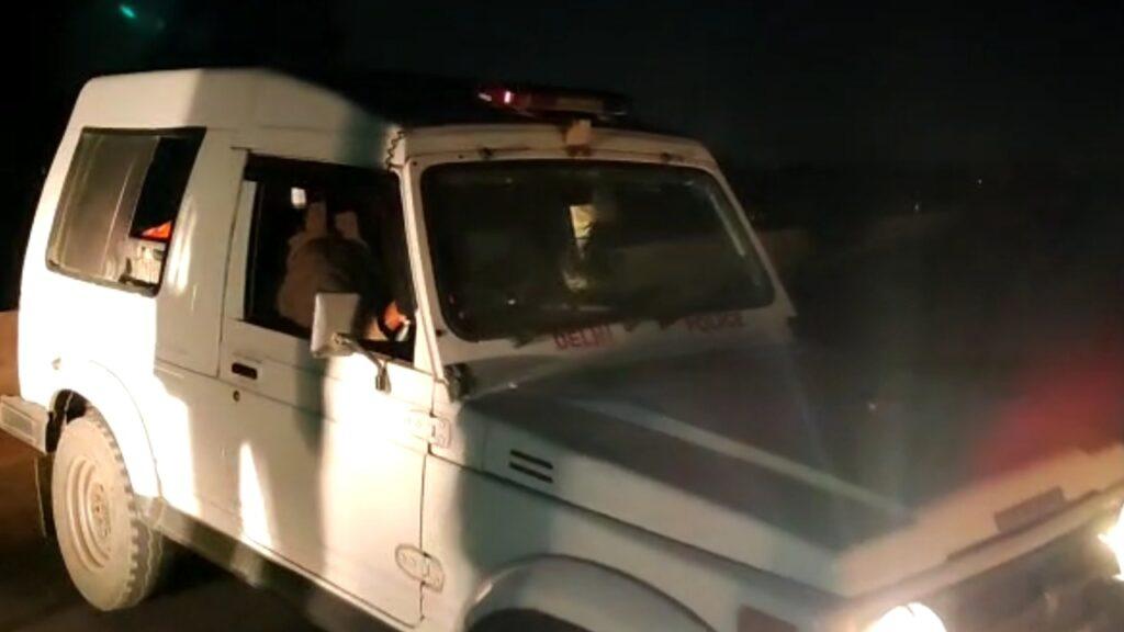 अलीपुर में कुणाल की गोलियां मारकर हत्या