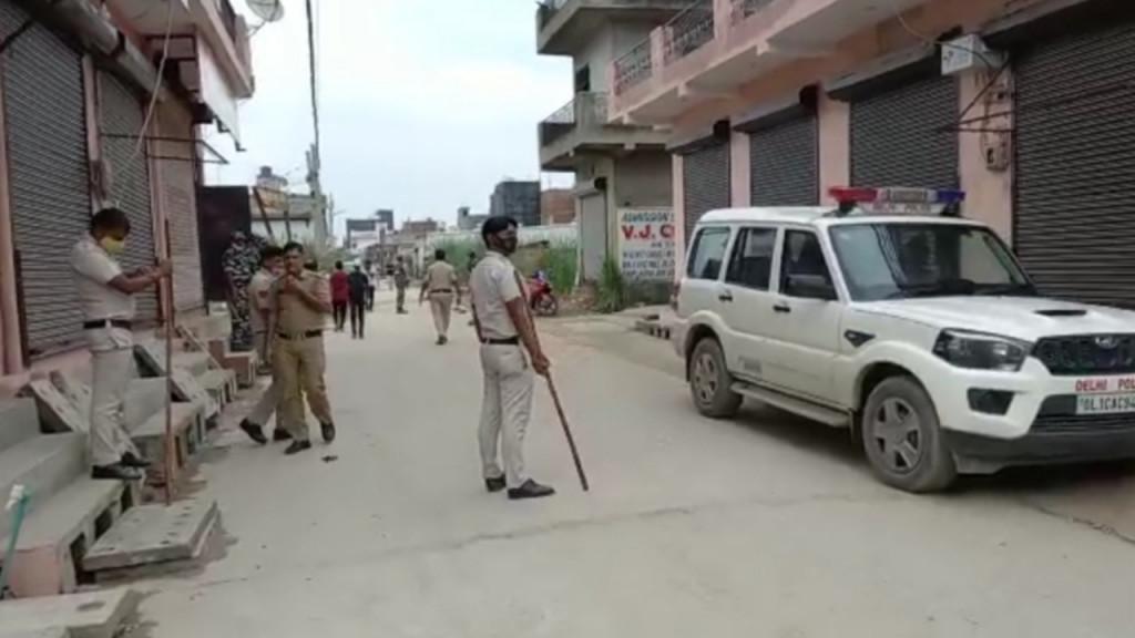 दिल्ली में टीलू-गोगी गैंग के बीच फायरिंग एक की मौत