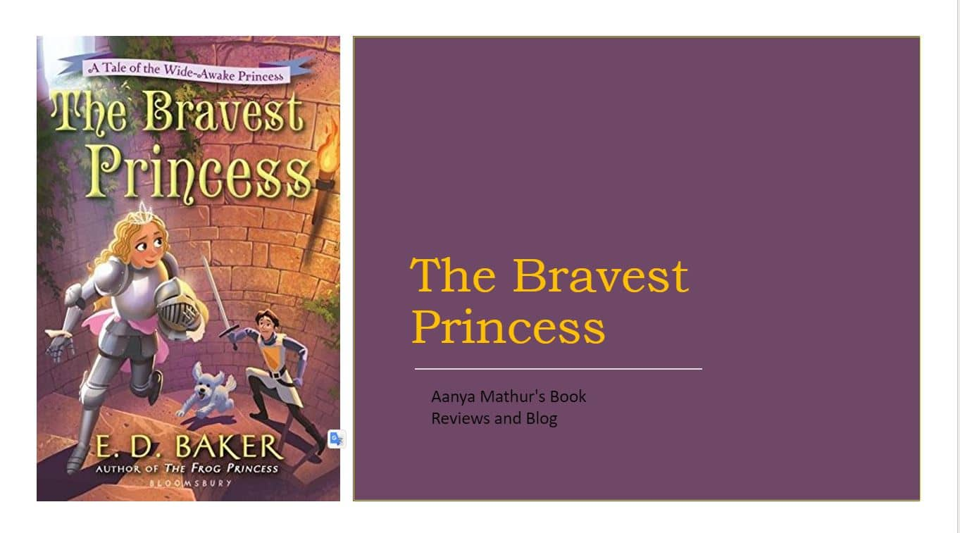 The Bravest Princess Blog Cover Page