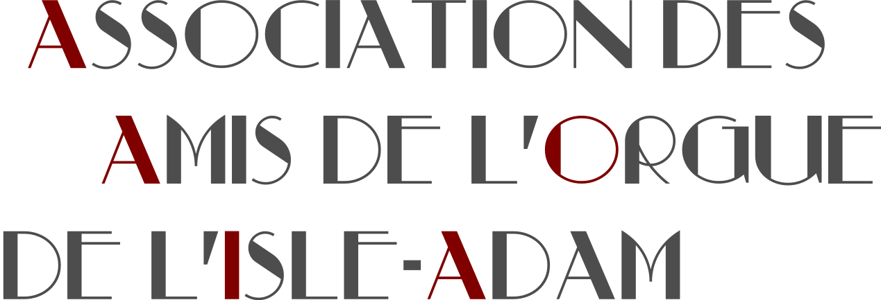 Association des Amis de l'Orgue de L'Isle-Adam
