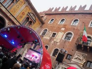Concert in Verona for the festival