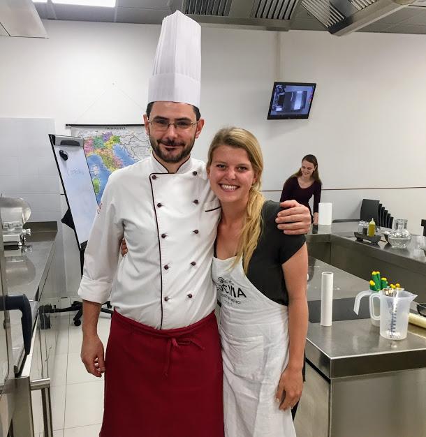 Chef Sassonia