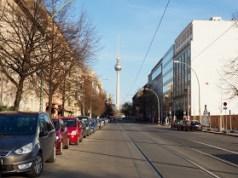 Fernsehturm tower