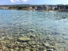 Super clear water