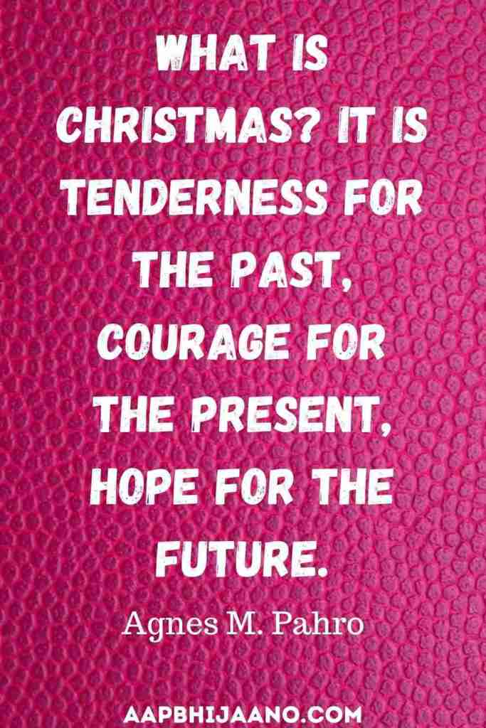 Merry Christmas images with quotes in hindi