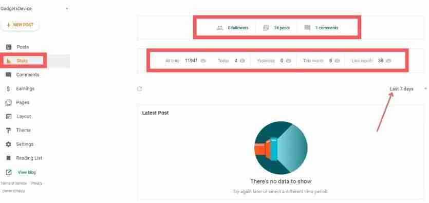 How to Track Traffic on a Blogger Blog in Hindi
