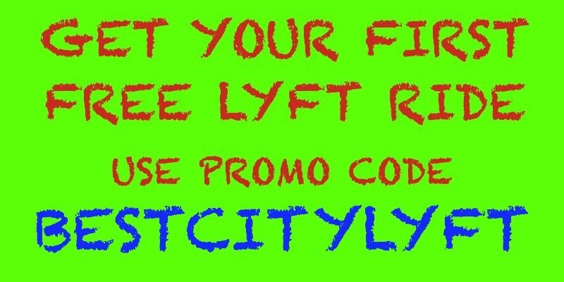 lyft promo code
