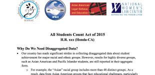 All Students Count Act of 2015