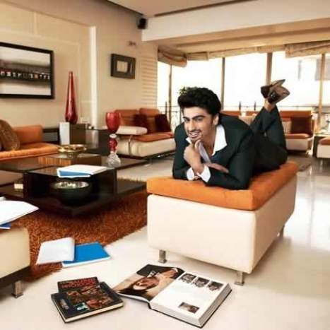 arjun kapoor interior color