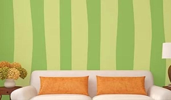 stripescertical wall stencil designs
