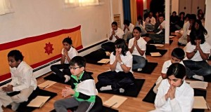 """Spiritual Day for Kids"" at Minnesota Buddhist Vihara."