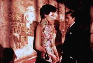 "No. 2 on the Top 100 list, ""In the Mood for Love"" (Wong Kar-wai, 2000, Hong Kong)"