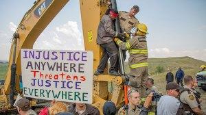 Photo by Deegan of Standing Rock