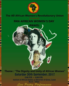 Pan-African Women's Day (PAWD) – Ghana