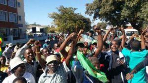 Déclaration du Parti Révolutionnaire de Tous les Peuples Africains (A-APRP) sur les événements actuels au Zimbabwe